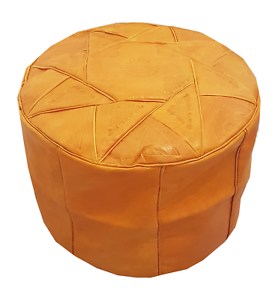 """Easy Actions ToMaintain and Clean Your Moroccan Leather Poufs"""